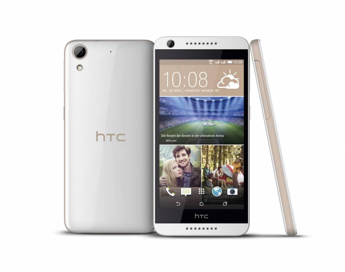 htc desire 626g a32 3v whitebirch 230315 de 1160x916 - HTC lancia il nuovo HTC Desire 626G dual sim