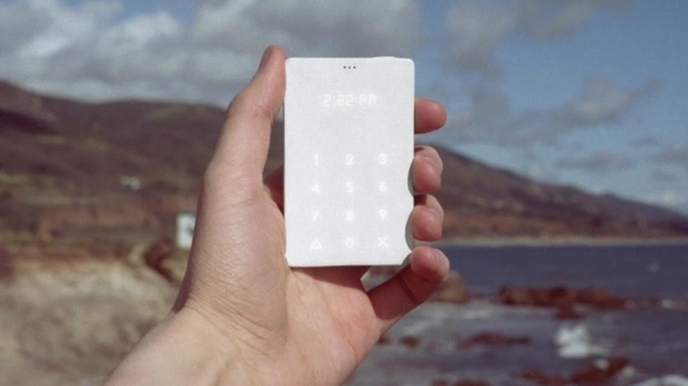 light phone - Light Phone: l'anti-smartphone per sole chiamate