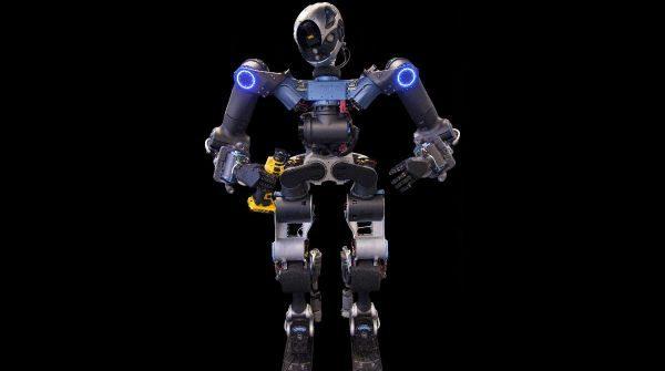 robot walkman - L'italiano Walkman si prepara alla gara Darpa Robotics Challenge
