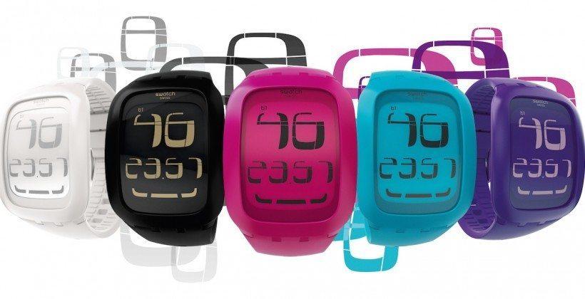 smartwatch di swatch