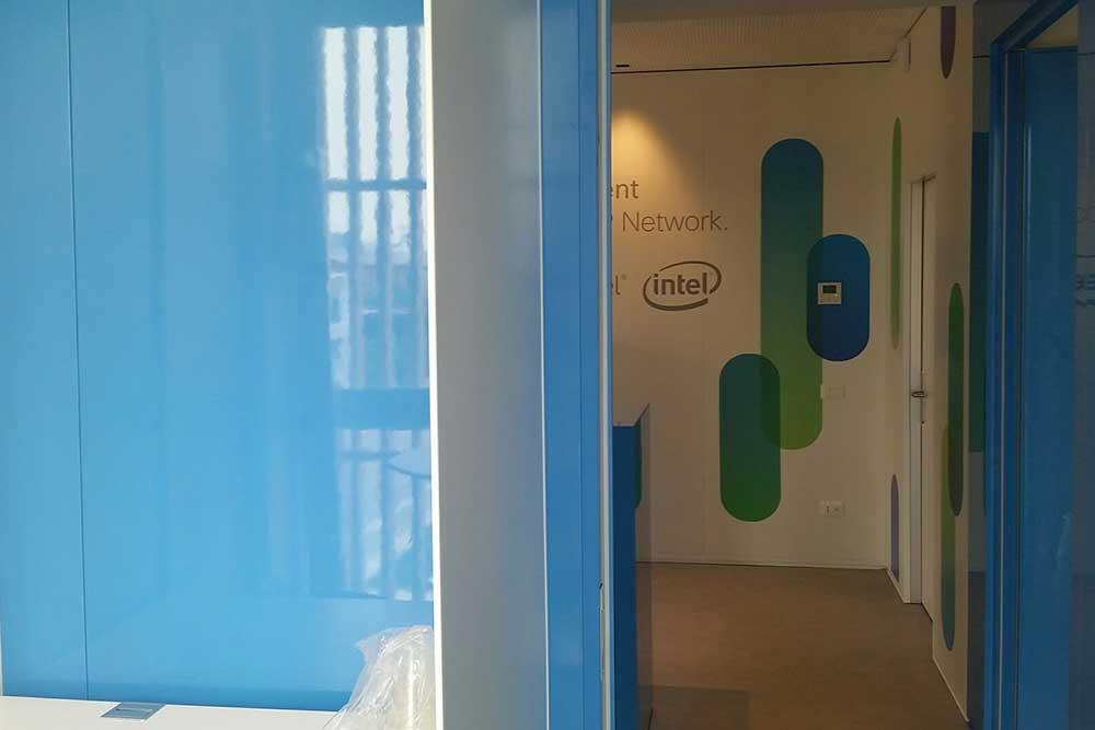Design In Ufficio Google E Cisco Scelgono Hatmo