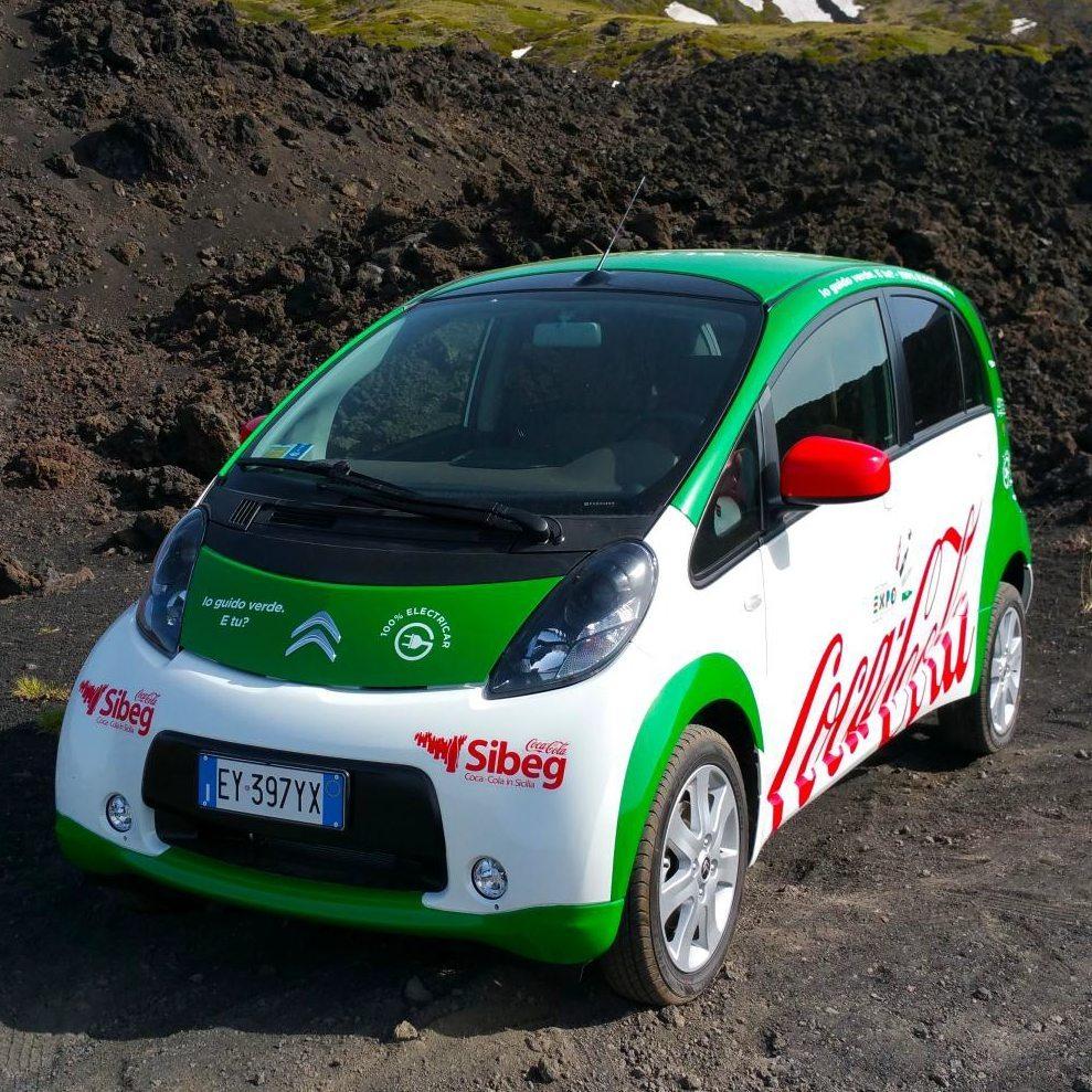 c0 - Citroën Italia annuncia la sua partecipazione a Green Mobility Project