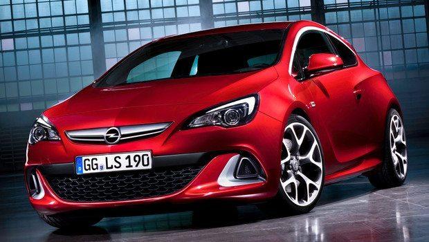 opel astra gtc opc 298 - La nuova generazione di Opel Astra