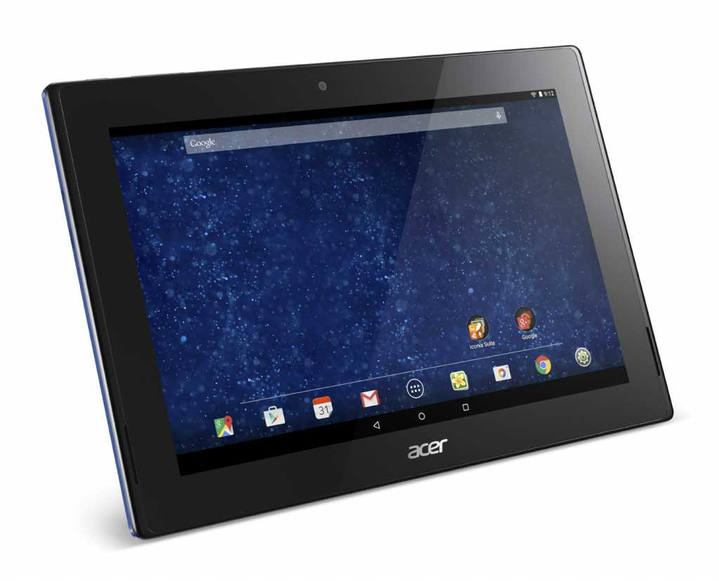 Acer Tablet Iconia Tab 10 A3 A30 02 1024x828 - Dai notebook ai tablet, dai desktop business ai proiettori LED: tutti i nuovi prodotti Acer