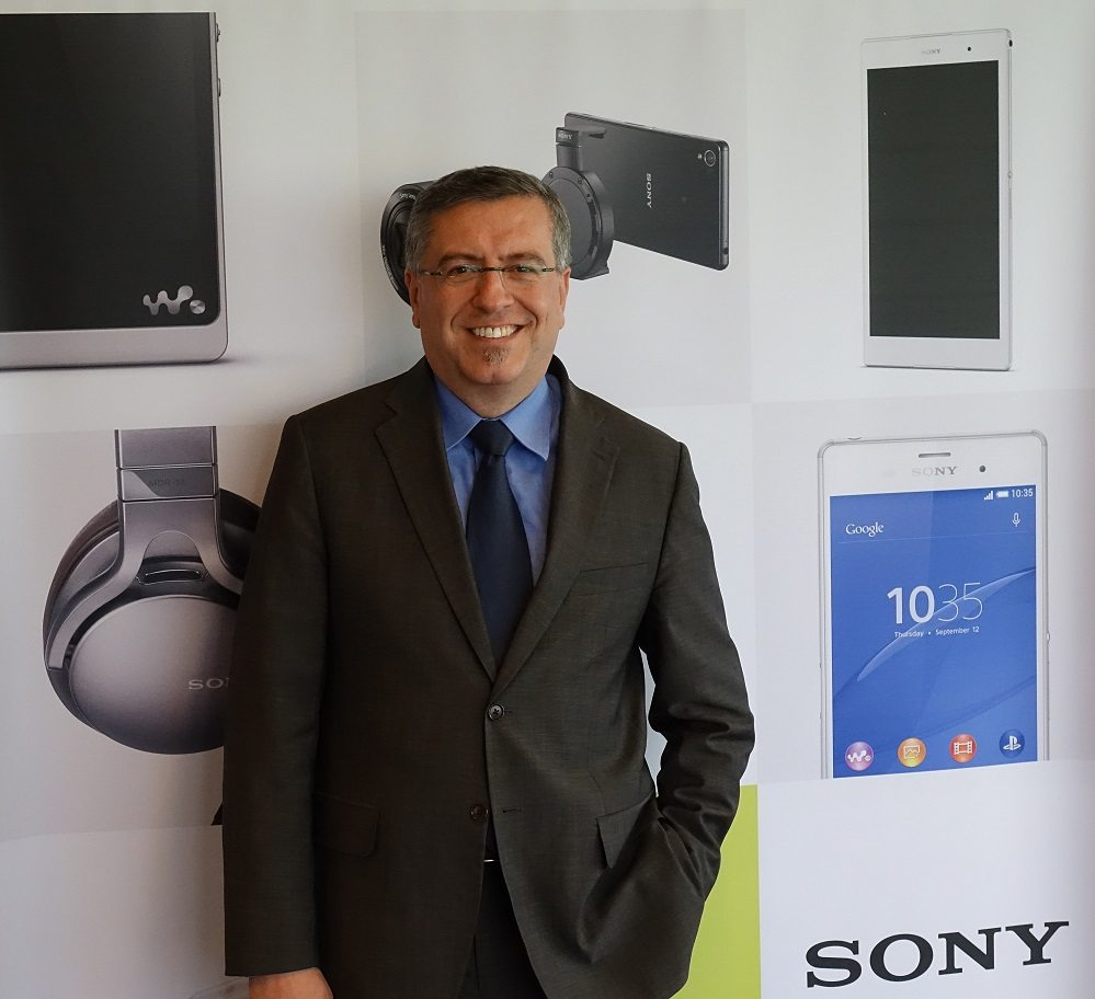 Augusto Zumbo Sony Mobile - Sony Mobile Communications: Augusto Zumbo nominato Country Manager South Eastern Mediterranean