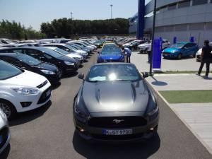 Ford 008 300x225 - #Fordperformance in diretta dai Laboratori Scientifici Internazionali con la nuova Mustang