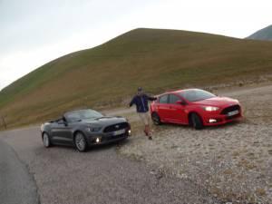 Ford 109 300x225 - #Fordperformance in diretta dai Laboratori Scientifici Internazionali con la nuova Mustang
