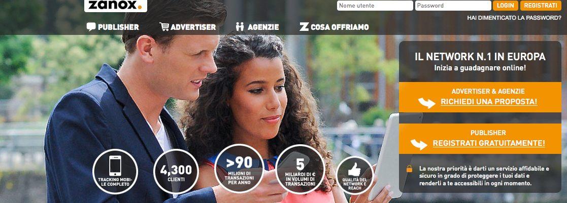 Zanox e Digital Magics: accordo per supportare le startup digitali