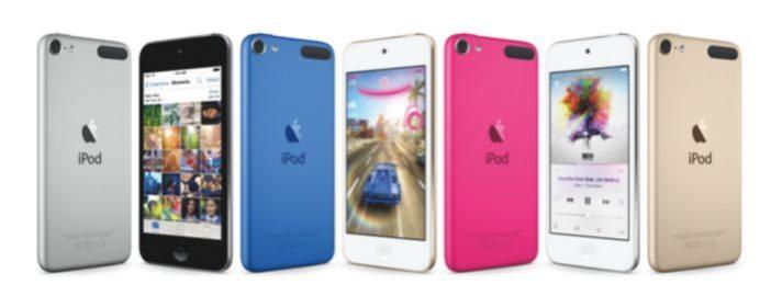 Schermata 2015 07 16 alle 11.49.50 - Apple presenta il nuovo iPod touch