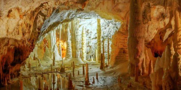 grotte - Grotte di Frasassi e Grotta del Vento: ora si esplorano con Google Street View
