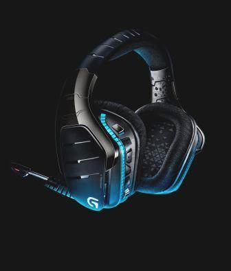 G933 Artemis Spectrum2 - Logitech presenta le nuove cuffie gaming G633 e G933 Artemis Spectrum Headset