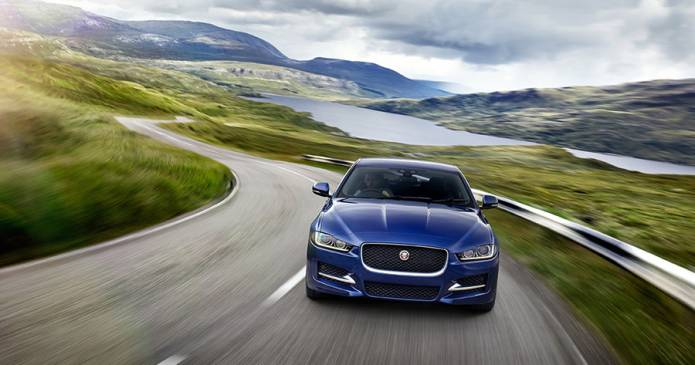 #JLRoadToTheTop Cortina d'Ampezzo il Road to the Top Jaguar + Land Rover