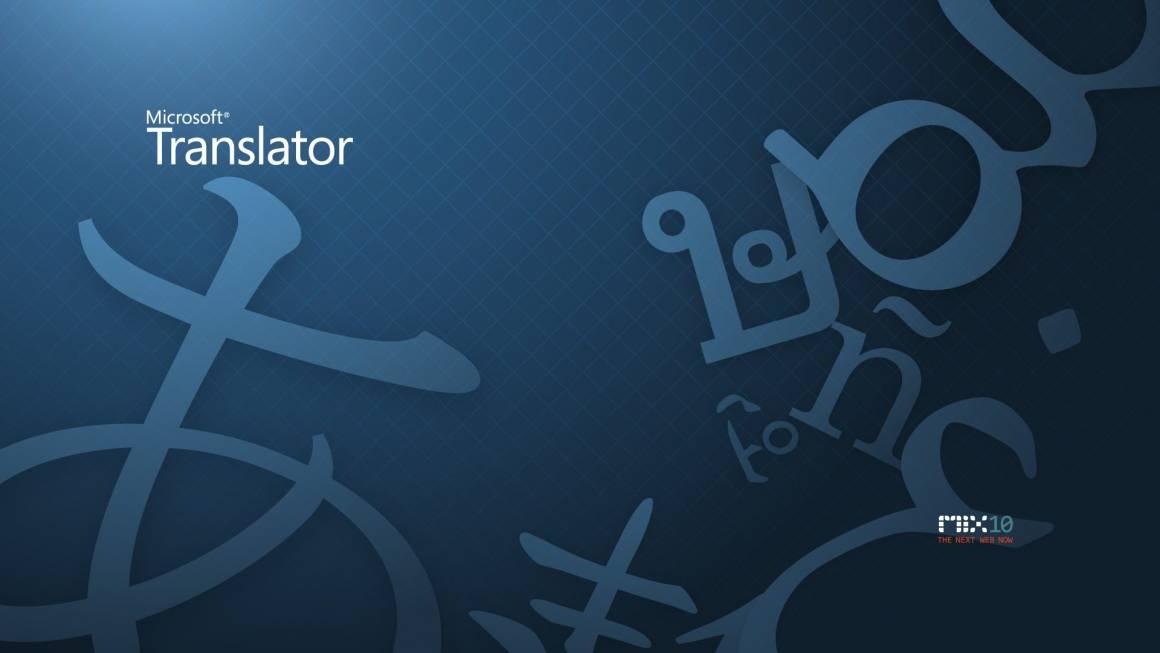 Microsoft Translator 1160x653 - Microsoft Translator ora scaricaribile su Android e iOS