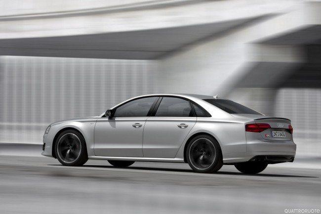audi s8 plus - Arriva la nuova Audi S8 Plus: potenza e velocità