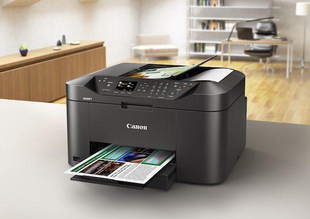 canon Maxify mb2050 - Le soluzioni salvaspazio per creare il proprio ufficio a casa
