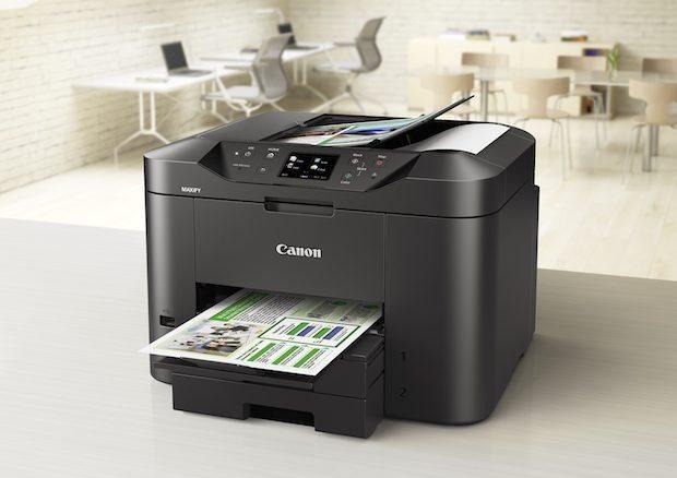 canon Maxify mb2350 - Le soluzioni salvaspazio per creare il proprio ufficio a casa