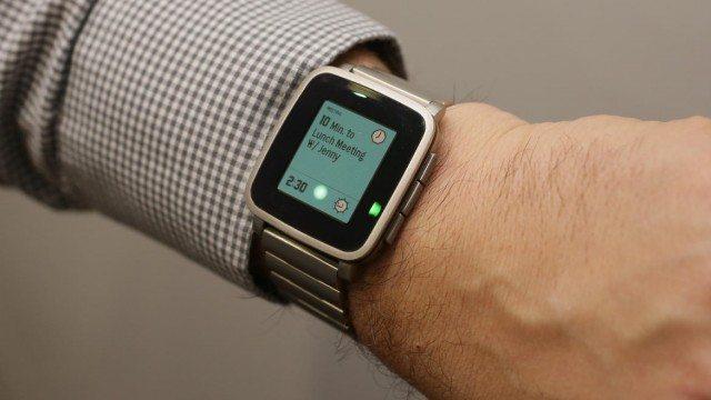 pebble time stile - Preordini disponibili per il nuovo smartwatch Pebble Time Steel