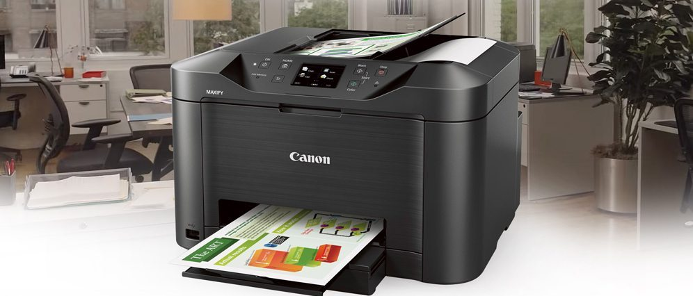 Come stampare da Cloud con i multifunzione Canon
