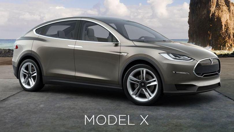 tesla model x - Tesla Model X, il prototipo dell'auto è online