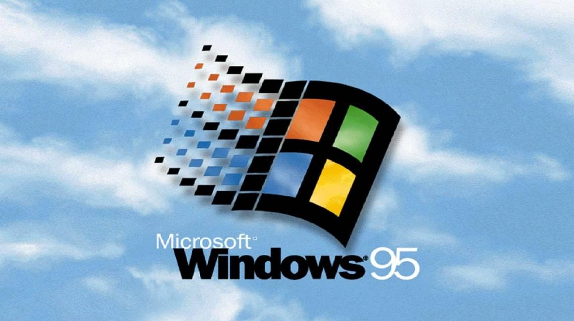 windows 95 1160x649 - Il successo di Windows 95 compie 20 anni