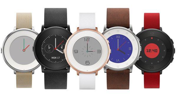 1443087584 pebble 600x335 - Pebble Time Round, il nuovo smartwatch rotondo di Pebble