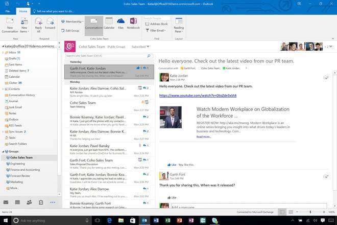 20150922 107261 Microsoft Office 2016 5 - Office 2016: sarà possibile scrivere in più persone sullo stesso documento