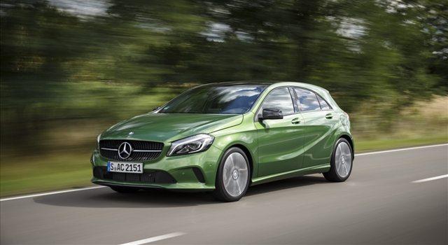 Mercedes Benz Classe A - Nuova Mercedes-Benz Classe A, questione di dettagli