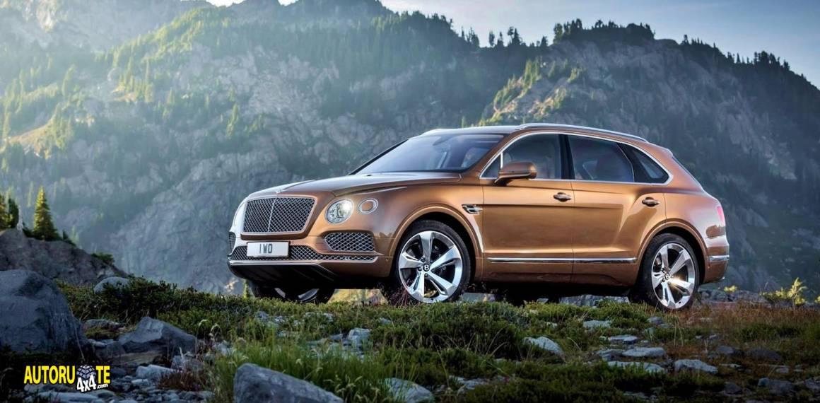 New Bentley Bentayga SUV 1160x570 - Bentayga, Bentley produce il SUV più veloce di sempre