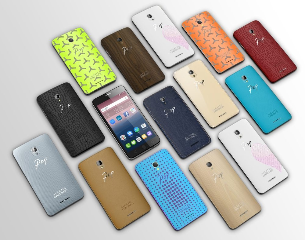 POP STAR - POP STAR e POP UP di Alcatel OneTouch