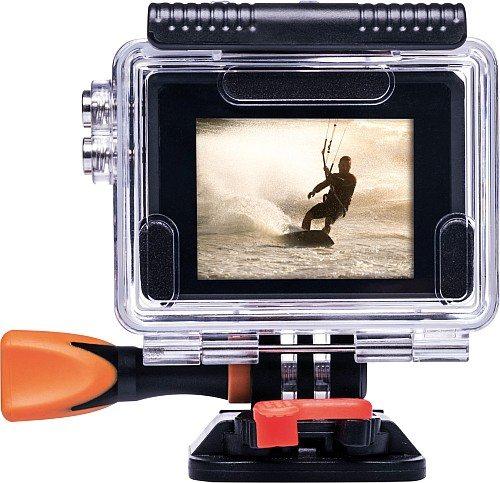 Rollei AC 420 back UW black Kiter WEB - Rollei Actioncam 420, tutta la nitidezza della risoluzione 4K