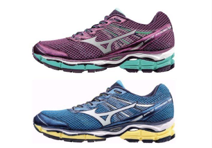 Mizuno Wave Enigma, le scarpe ideali per i runner