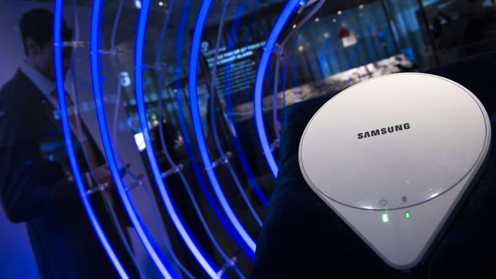 SleepSense - Samsung SleepSense, il sensore che monitora il sonno