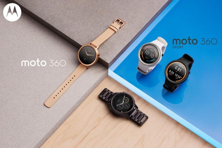 moto 360 - IFA 2015, Motorola presenta i nuovi smartwatch Moto 360