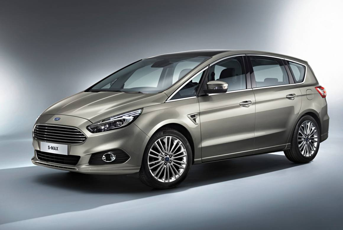 smax 1160x777 - La nuova Ford S-MAX e il Ford Galaxy conquistano 5 stelle nei test Euro NCAP