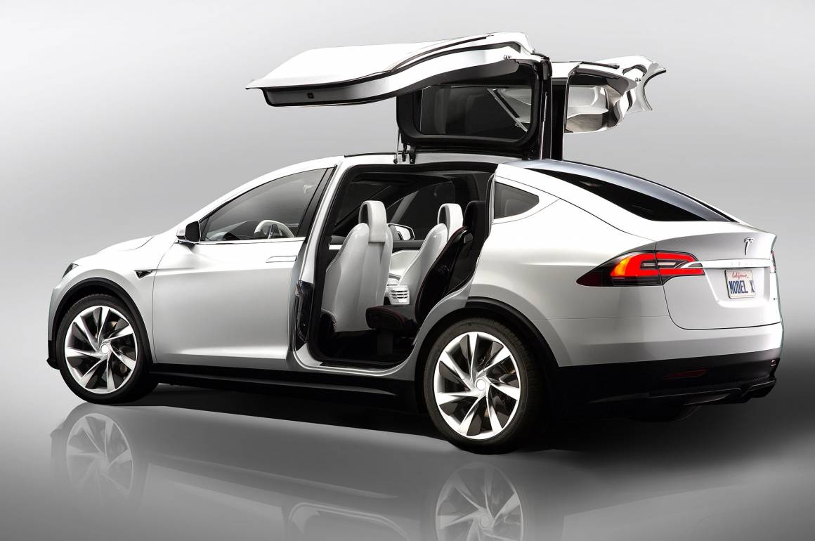 tesla model x 1160x770 - Tesla Model X pronta per il debutto