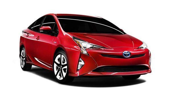 toyota prius - La nuova Toyota Prius 2015 ha debuttato a Las Vegas