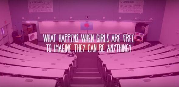 Imagine the Possibilities. Se ti avessero detto che potevi essere quello che volevi, cosa saresti diventato?