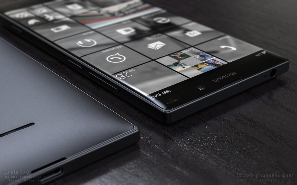 lumia 950 - Novità Microsoft: dal 6 ottobre lancia i nuovi Lumia e Surface Pro 4