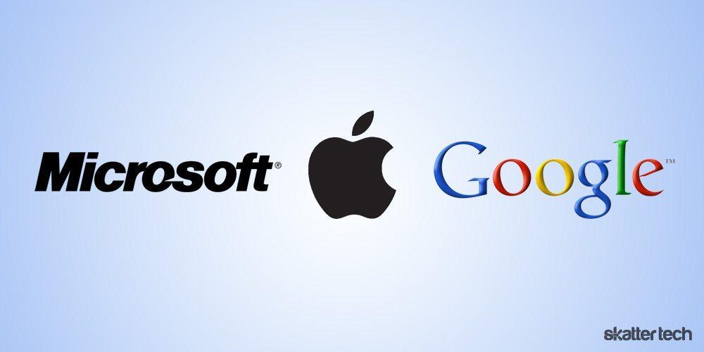microsoft e google - Google e Microsoft, un accordo segna la fine delle battaglie legali
