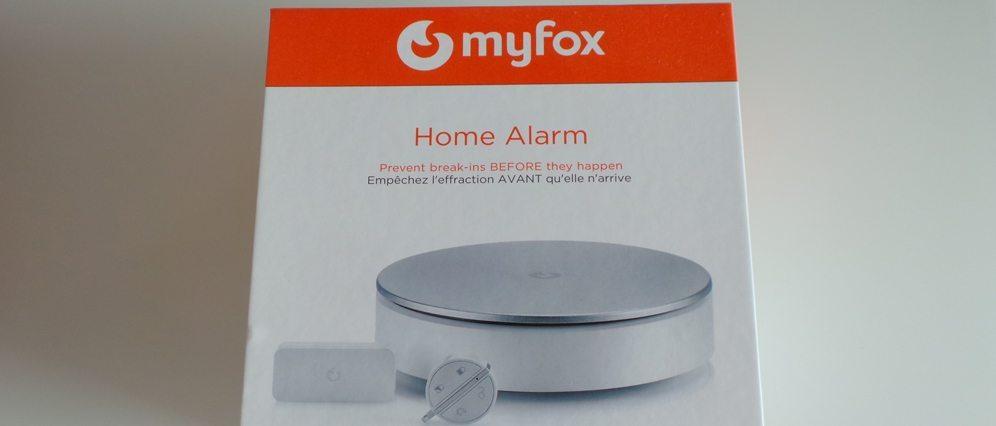 Recensione Antifurto myfox Home Alarm