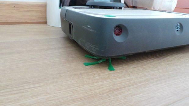recensione Folletto VR200 659 copia - Recensione Robot Aspirapolvere Folletto VR200