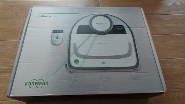 recensione Folletto VR200 955 copia - Recensione Robot Aspirapolvere Folletto VR200