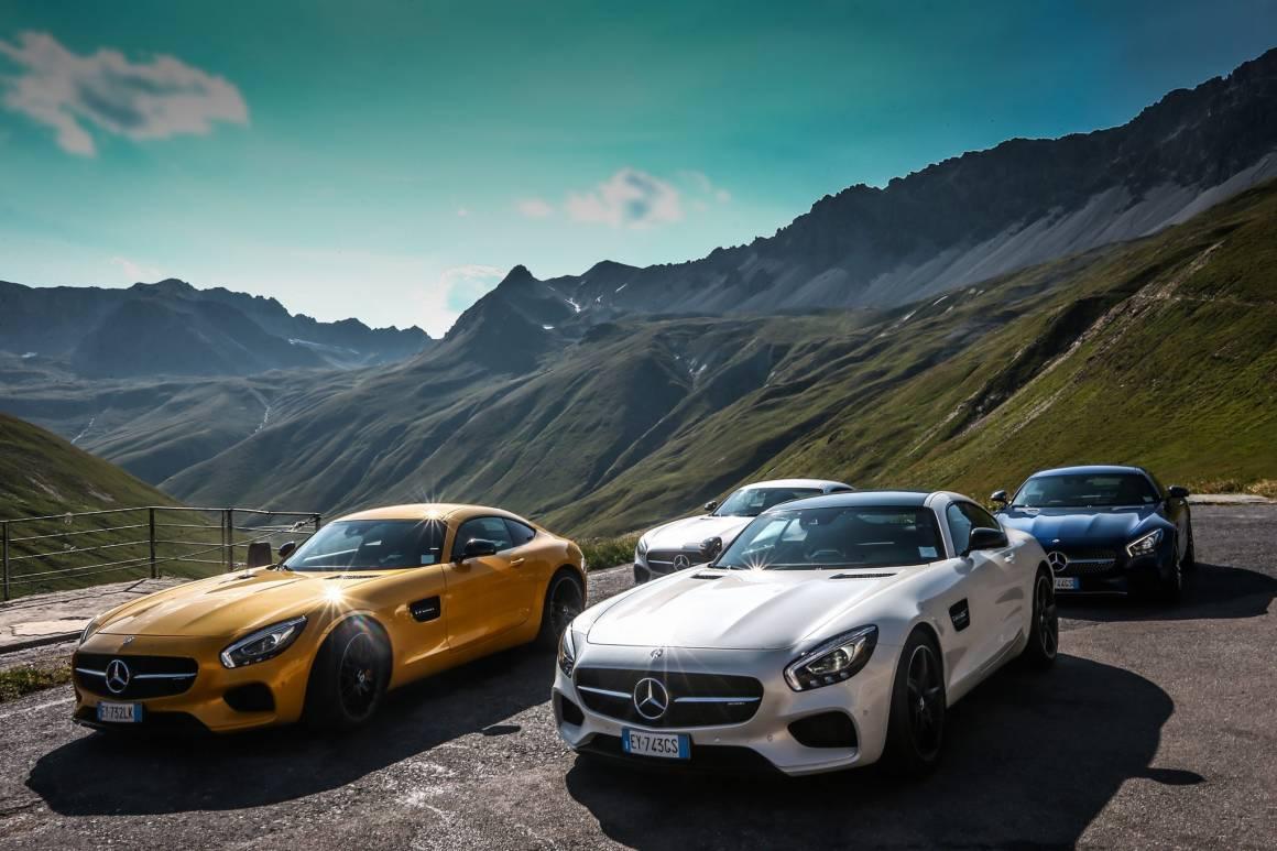Grand Tour Stelvio 6 1160x773 - Partnership tra Mercedes-AMG e Santoni: la nuova collezione GT firmata 'Santoni for AMG'