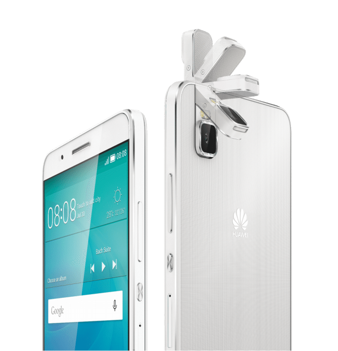 HUAWEI ShotX 5 - HUAWEI lancia ShotX, lo smartphone dual-sim con fotocamera rotante fino a 180°