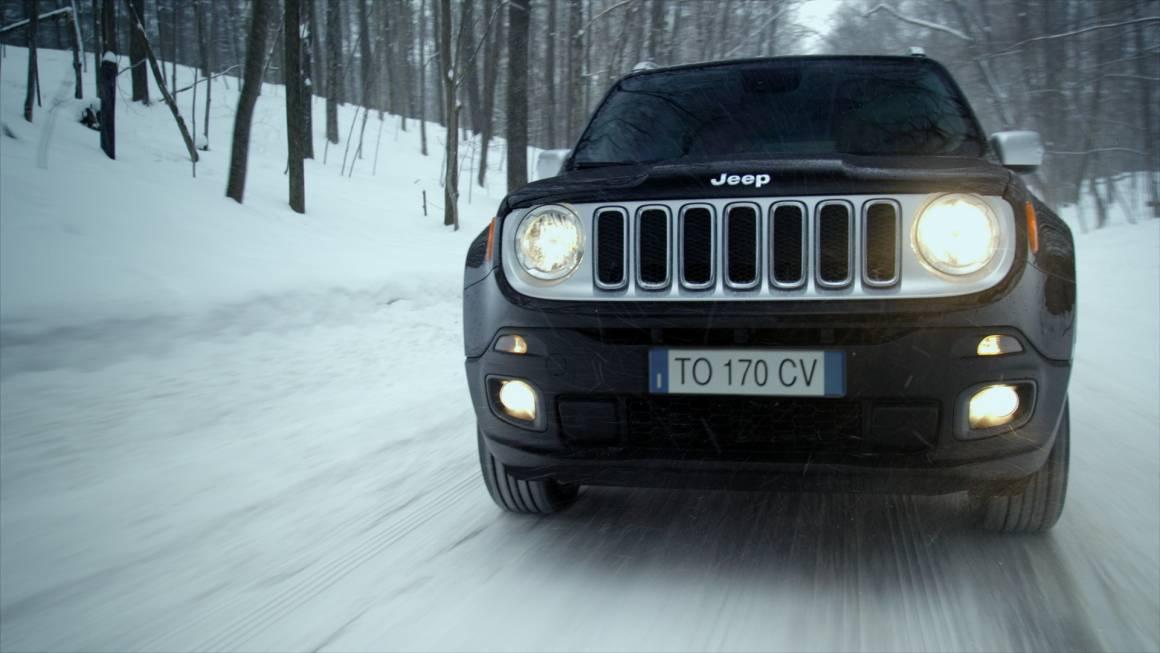 Jeep Renegade Spot Winter 1 1160x653 - Jeep Renegade regina delle nevi
