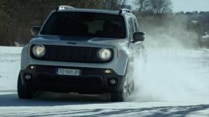 Jeep Renegade Spot Winter 300x169 - Jeep Renegade regina delle nevi