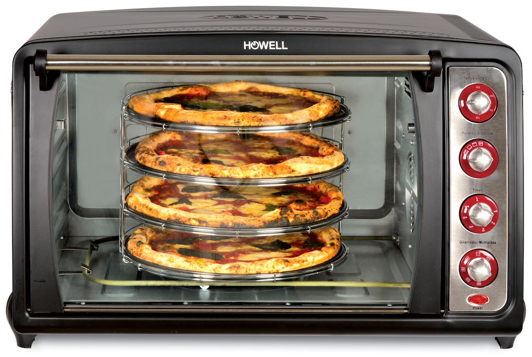 Migliore fornetto elettrico la guida con i consigli e la - Forno elettrico pizza casa ...