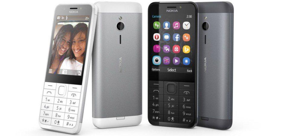 Nokia 230 Nokia 230 Dual SIM featured 1024x496 - Microsoft lancia Nokia 230 e Nokia 230 Dual SIM