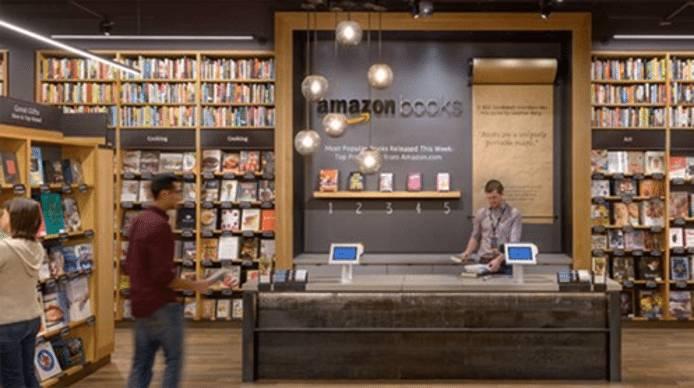 amazon libreria - Amazon Books, la nuova libreria di Seattle