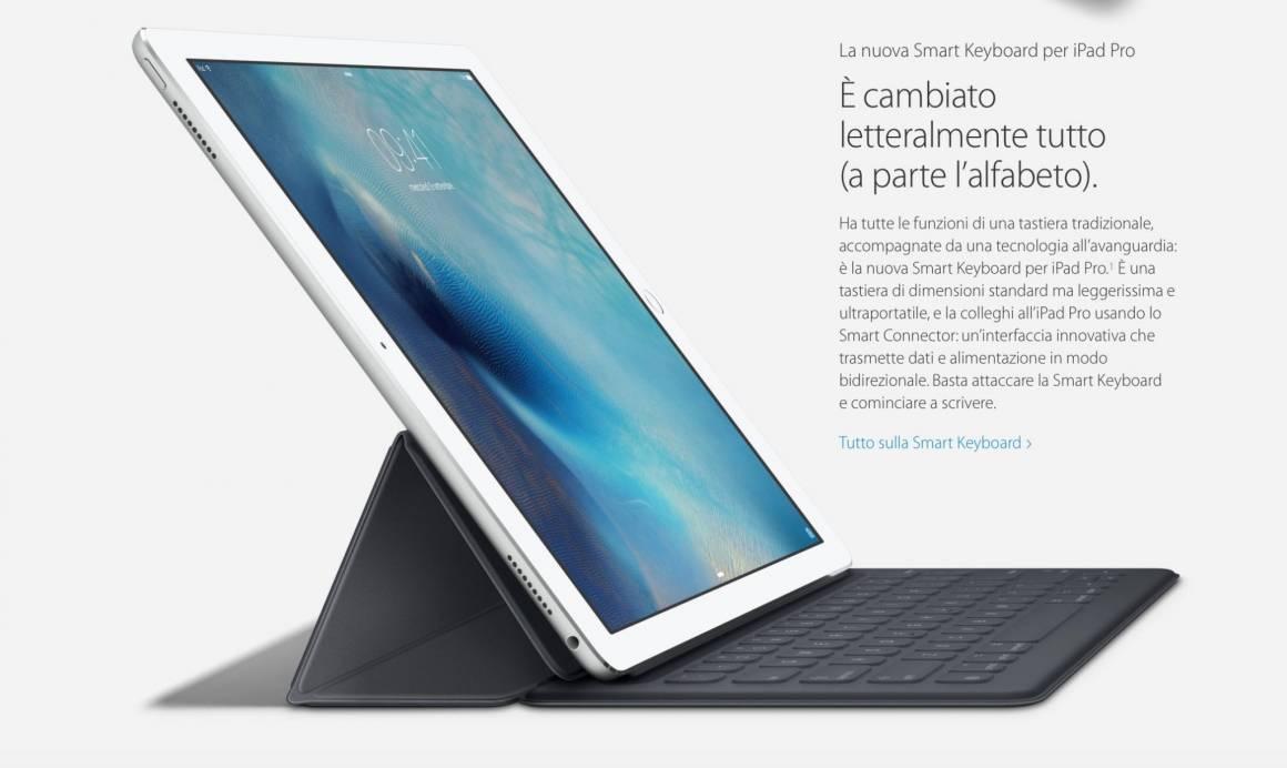 iPad Pro arriva italia 1160x692 - Apple iPad Pro, il tablet conferma tutto il suo potenziale
